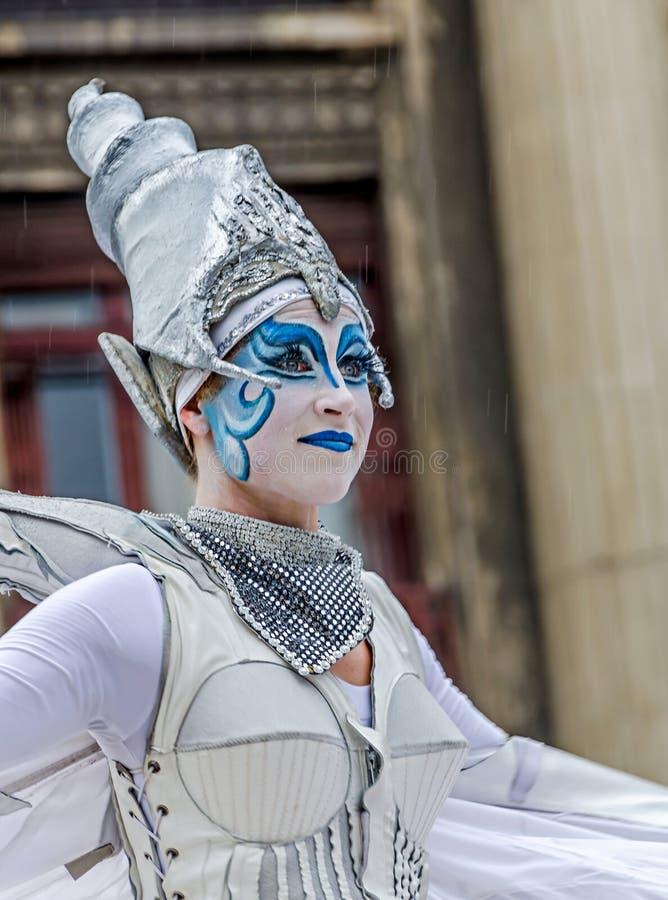 International Street Theatre Company stock photos