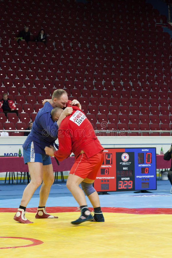 Download The International Tournament On Sambo Editorial Stock Photo - Image: 38917283