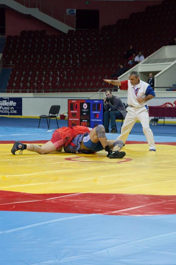 Download The International Tournament On Sambo Editorial Stock Image - Image: 38917324