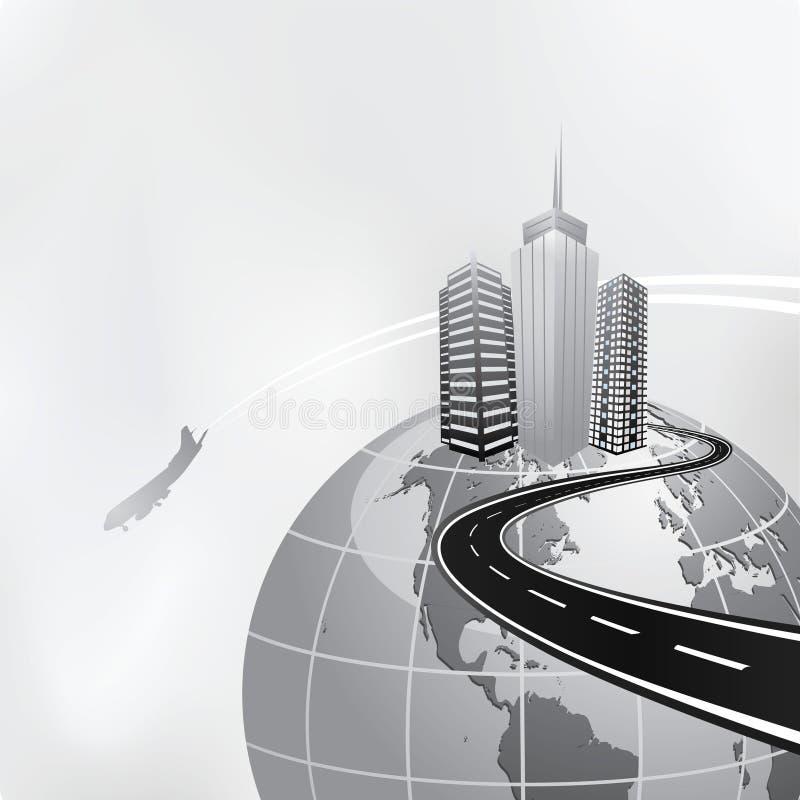 Download International Transport Concept Stock Vector - Illustration: 11026394