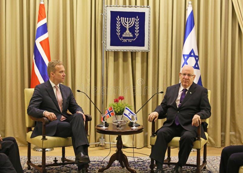 Internationale Diplomatie royalty-vrije stock afbeelding