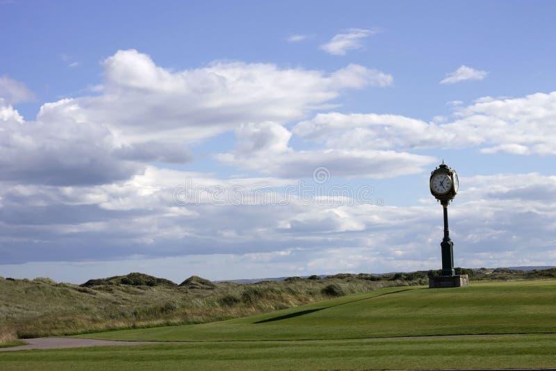 Internationale het Golfverbindingen van Donald Trump Balmedie, Aberdeenshire, Schotland stock fotografie