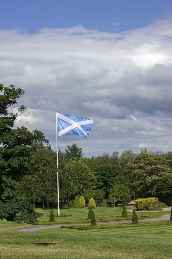 Internationale het Golfverbindingen van Donald Trump Balmedie, Aberdeenshire, Schotland royalty-vrije stock foto's
