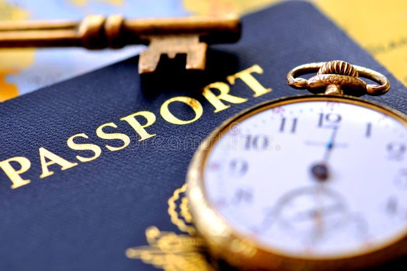 Internationale Reise lizenzfreie stockbilder