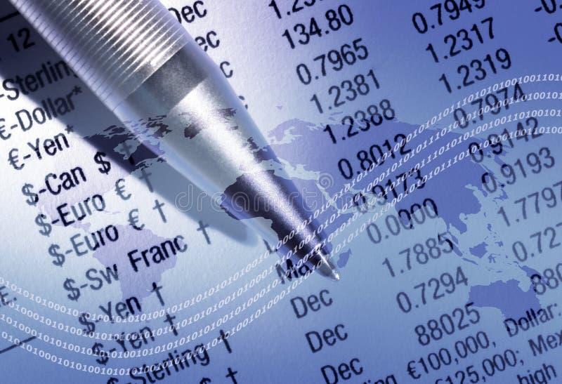 Internationaler Handel lizenzfreie stockfotos