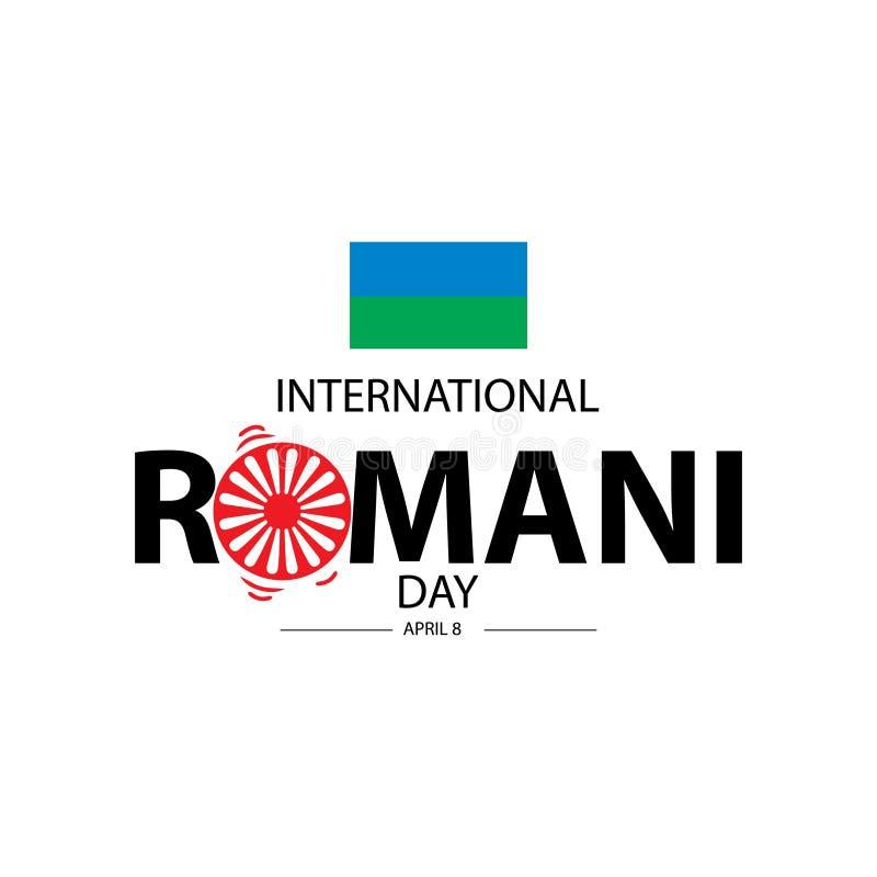 Internationaler Tag der Reflexion auf dem Ruanda-Genozid 1994 stock abbildung