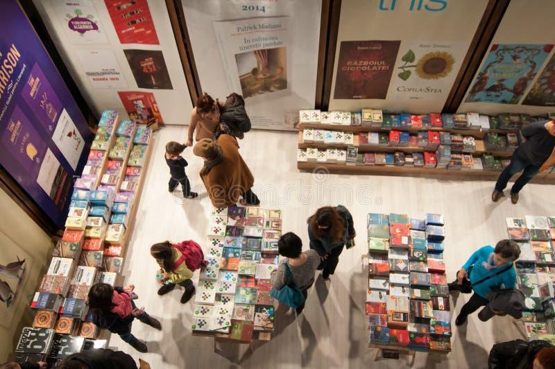 Internationales Buch und Bildung angemessenes 2014 Gaudeamus stockfotos