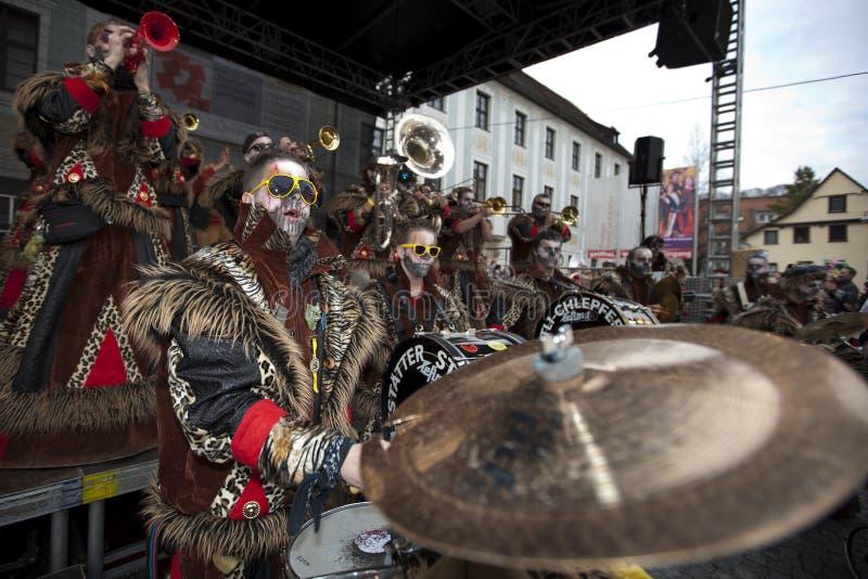 Internationales Messingfestival lizenzfreies stockbild