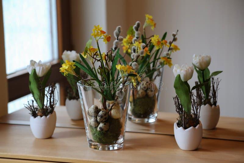 Motifs on Easter theme. Internationally Holidays / Motifs on Easter theme royalty free stock images