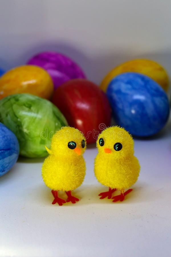 Motifs on Easter theme. Internationally Holidays / Motifs on Easter theme stock photography