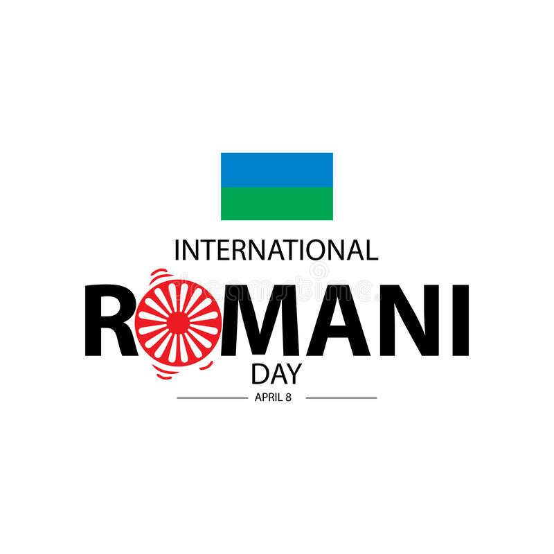 Internationell dag av reflexionen p? det Rwanda folkmordet 1994 stock illustrationer