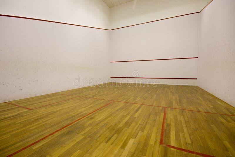 internationell squash för domstol royaltyfri foto