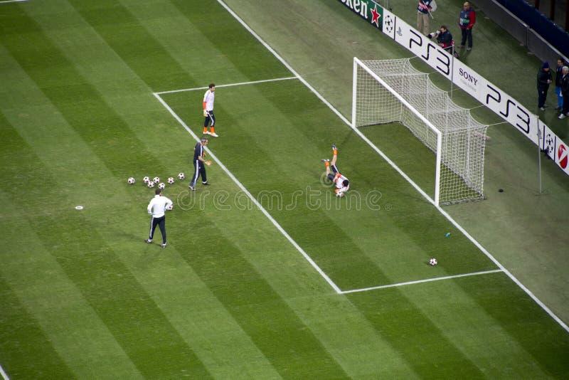 Internazionale - Chelsea fotografia de stock
