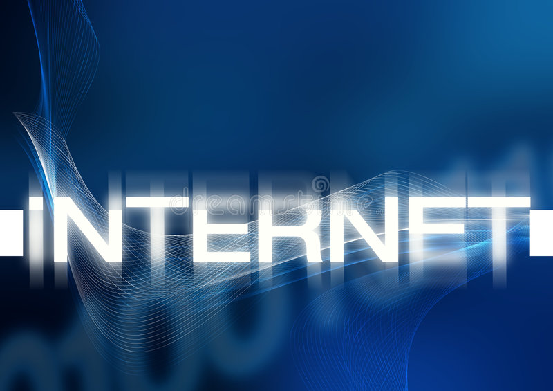 Internet royalty illustrazione gratis