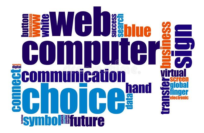 Internet illustration de vecteur