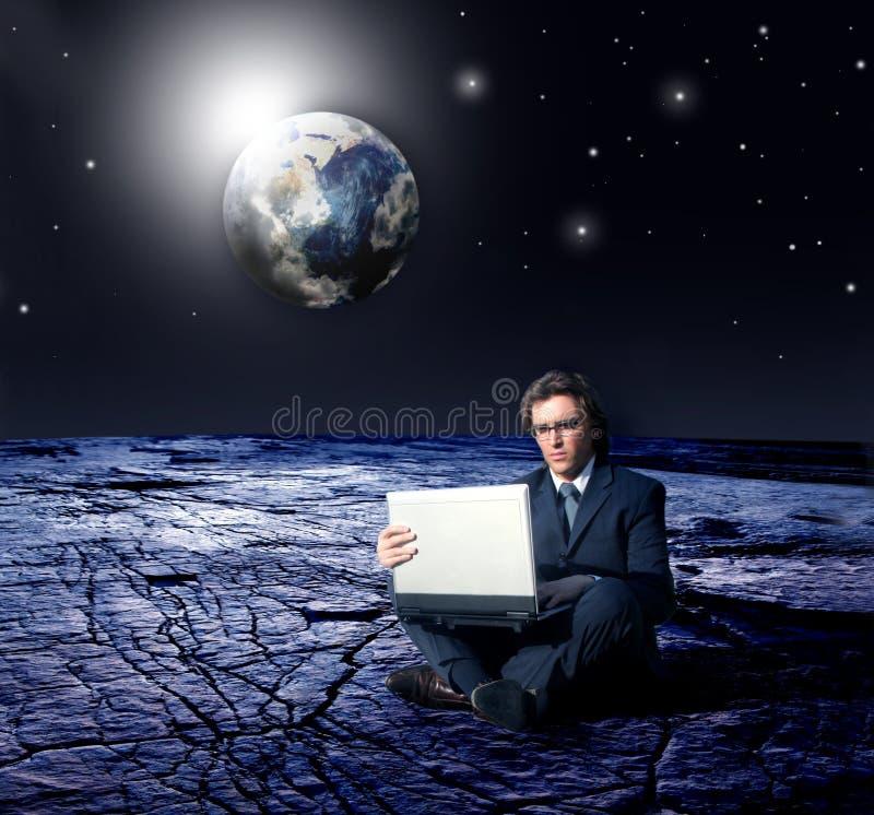 Internet royalty free stock photo