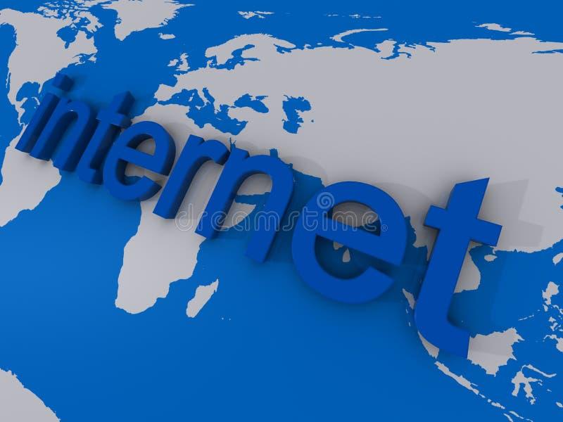 Download Internet stock de ilustración. Ilustración de correspondencia - 7285329