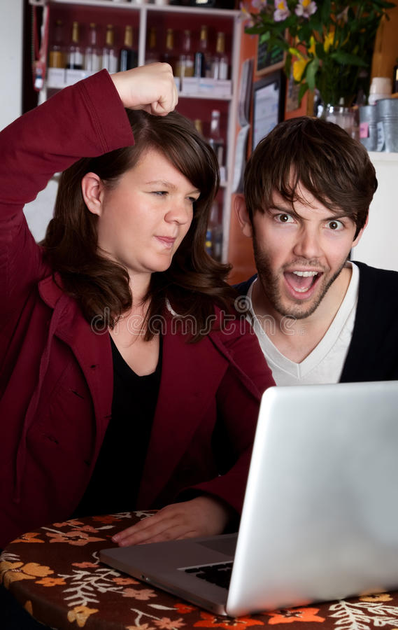 Download Internet abuse stock image. Image of social, suspicious - 14826107