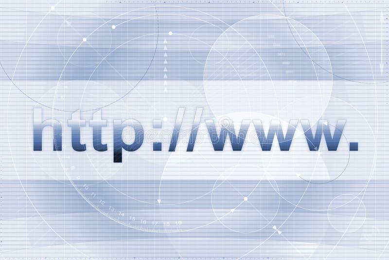 Download Internet Address Background Stock Illustration - Image: 5988788