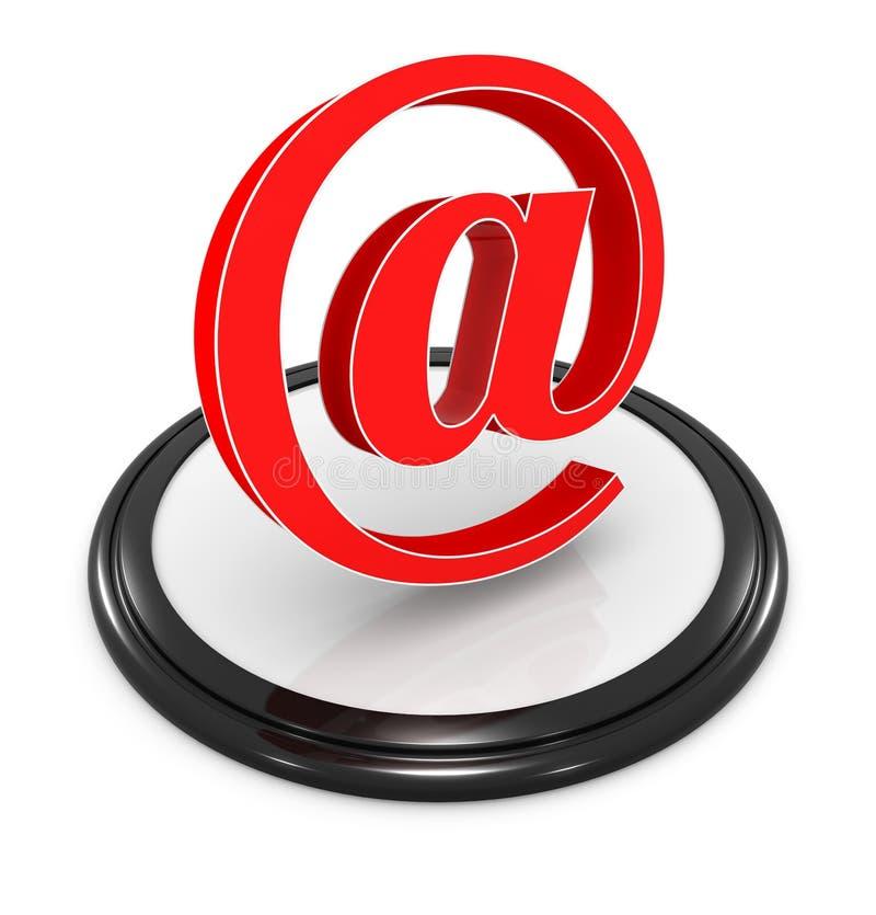 Internet al simbolo royalty illustrazione gratis