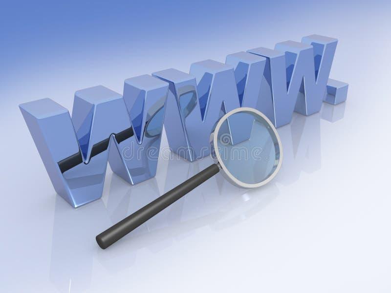 Download Internet Analysis, Web Analytics Stock Illustration - Illustration: 28715351