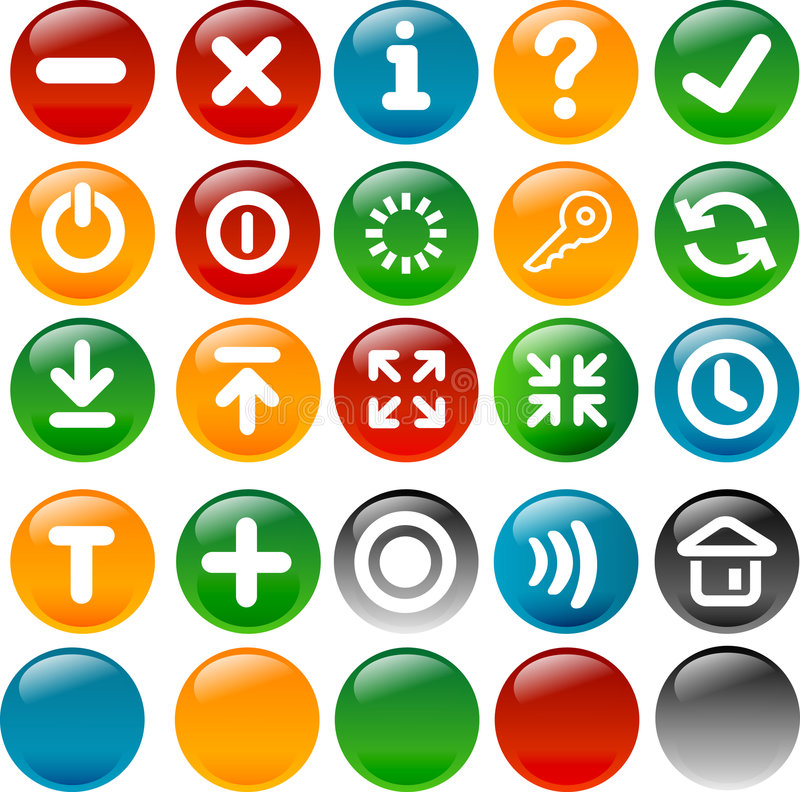 Download Internet And Application Icon Stock Illustration - Image: 2211285