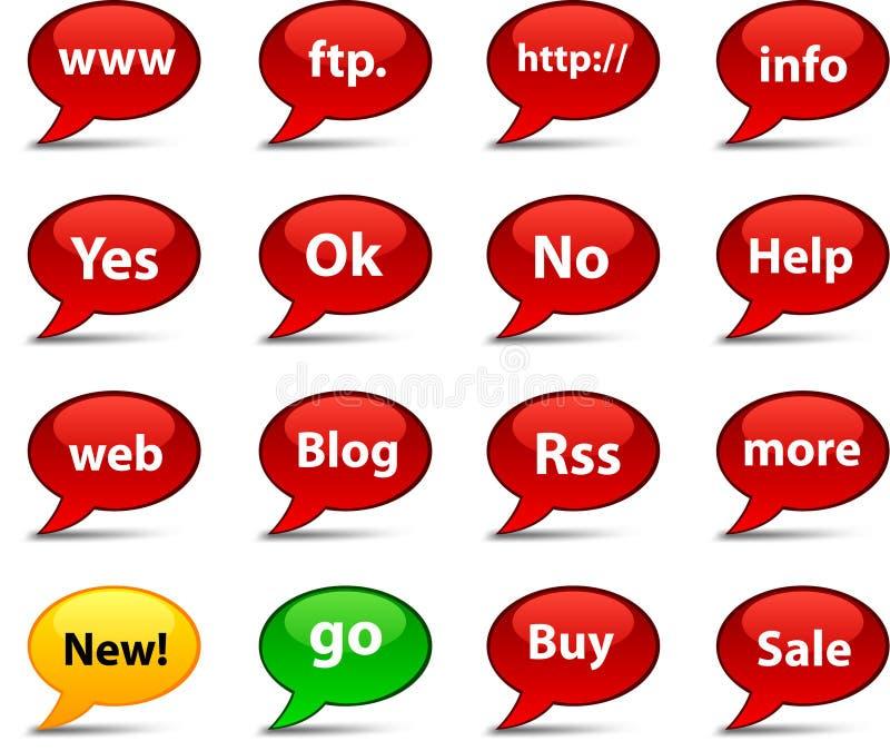Download Internet Comics. stock vector. Image of sale, sign, transparent - 12711498