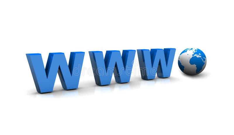 Download Internet Concept stock illustration. Image of data, meta - 12834081