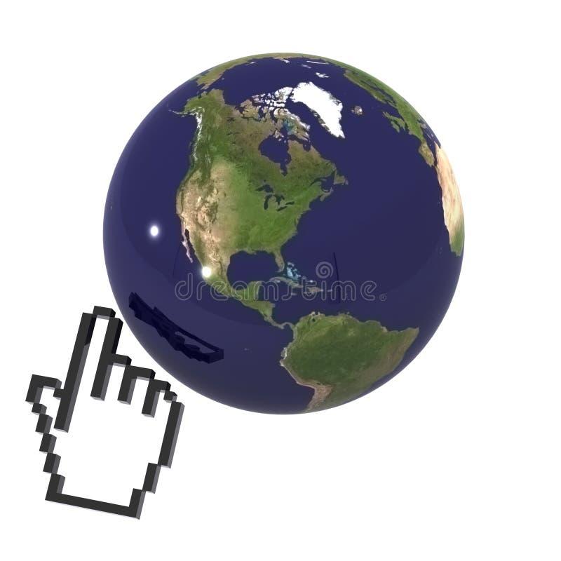 Download Internet Concept stock illustration. Illustration of icon - 9966684