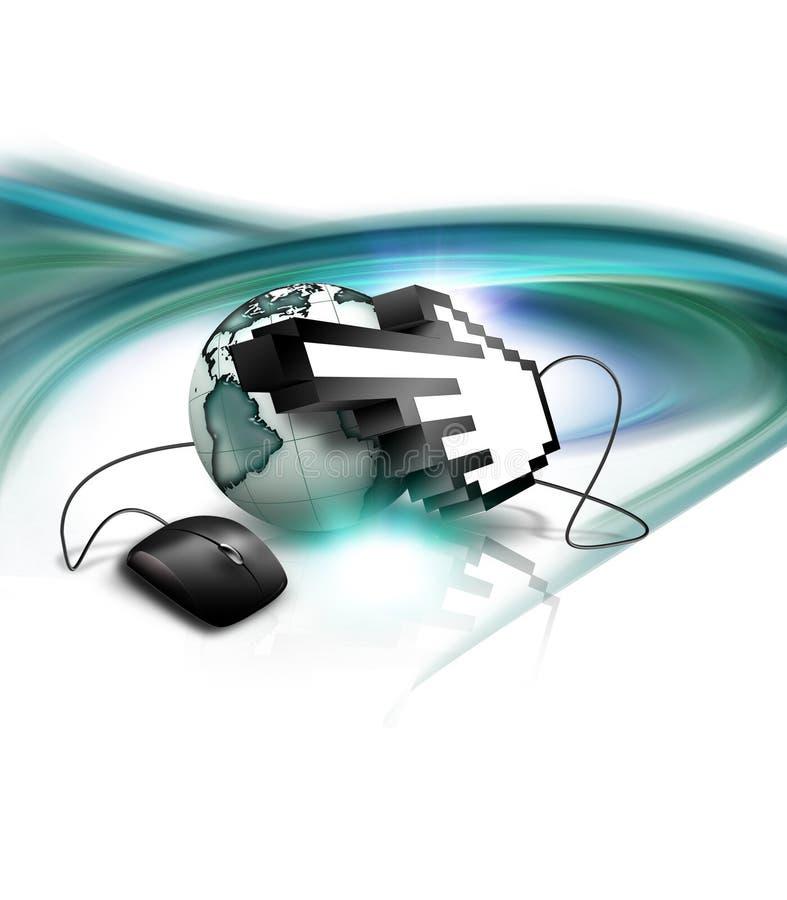 Download Internet Concept Background Stock Illustration - Image: 20912159