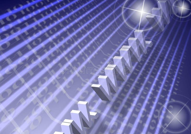 Download Internet connection stock illustration. Image of transfer - 21497742