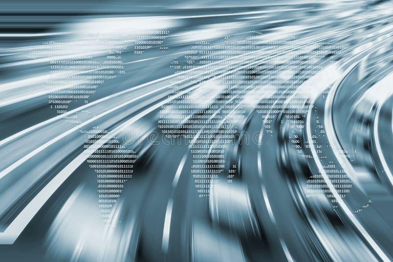 Internet dans le monde entier image libre de droits