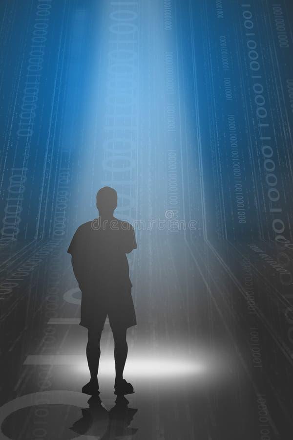 Internet do HTTP do Web de WWW ilustração do vetor