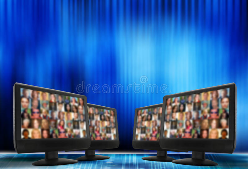 Download Internet forums stock photo. Image of conceptual, faces - 12856850