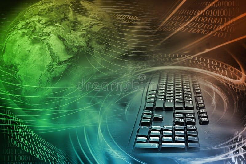 Internet-Hintergrund