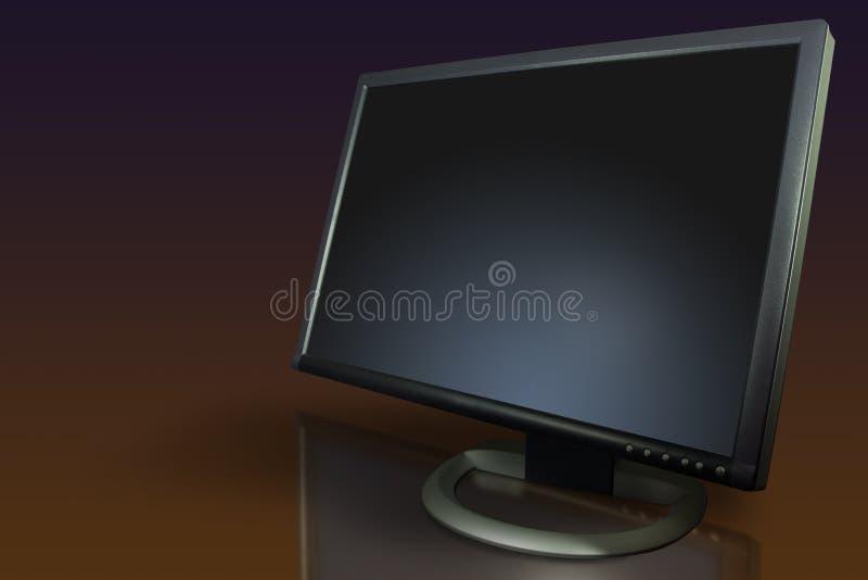 internet http monitor sieci Www ilustracja wektor