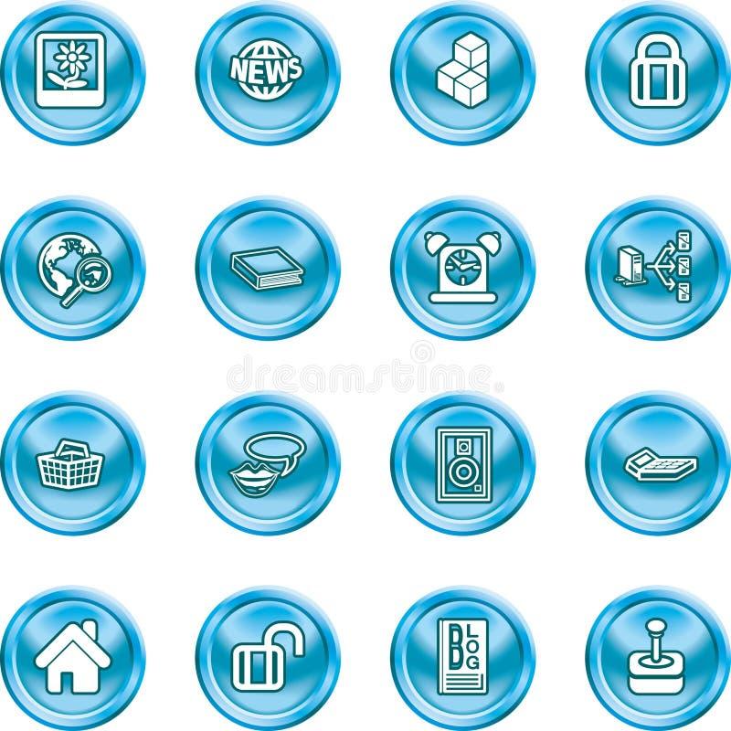 internet i środki ilustracji