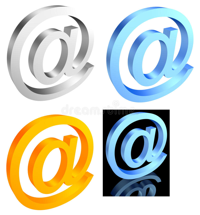 Download Internet icon stock illustration. Illustration of rendering - 24868358
