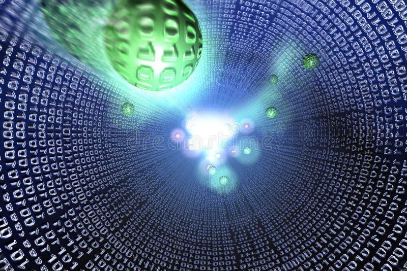 internet information vector illustration