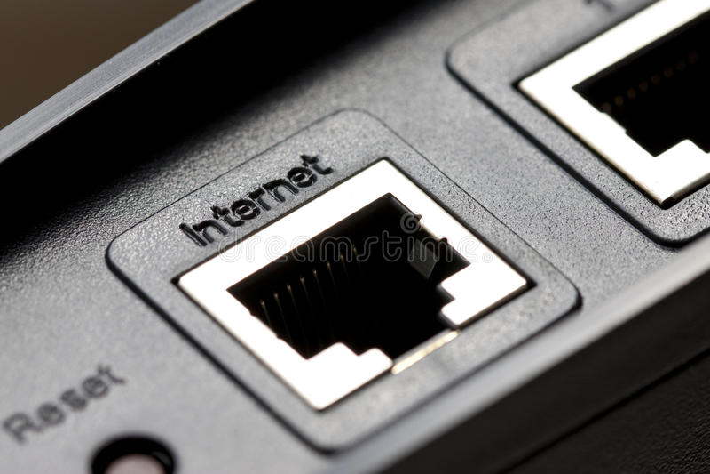 Internet-Kanal stockfotografie