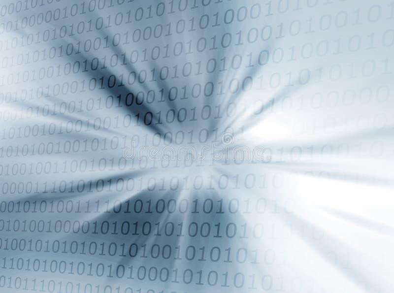 Internet-Kommunikationen lizenzfreie abbildung