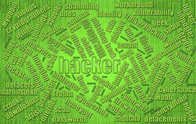 Internet privacy concept. Internet secure, privacy and password protection. stock images