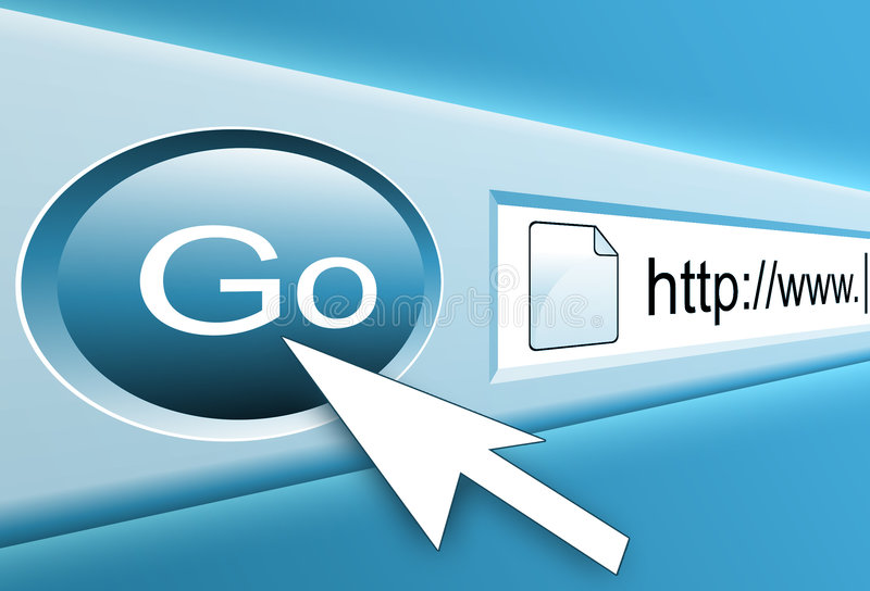 Download Internet Search Button stock image. Image of internet - 7126473