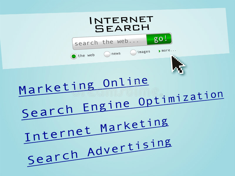 Download Internet Search Engine Royalty Free Stock Photos - Image: 7938638