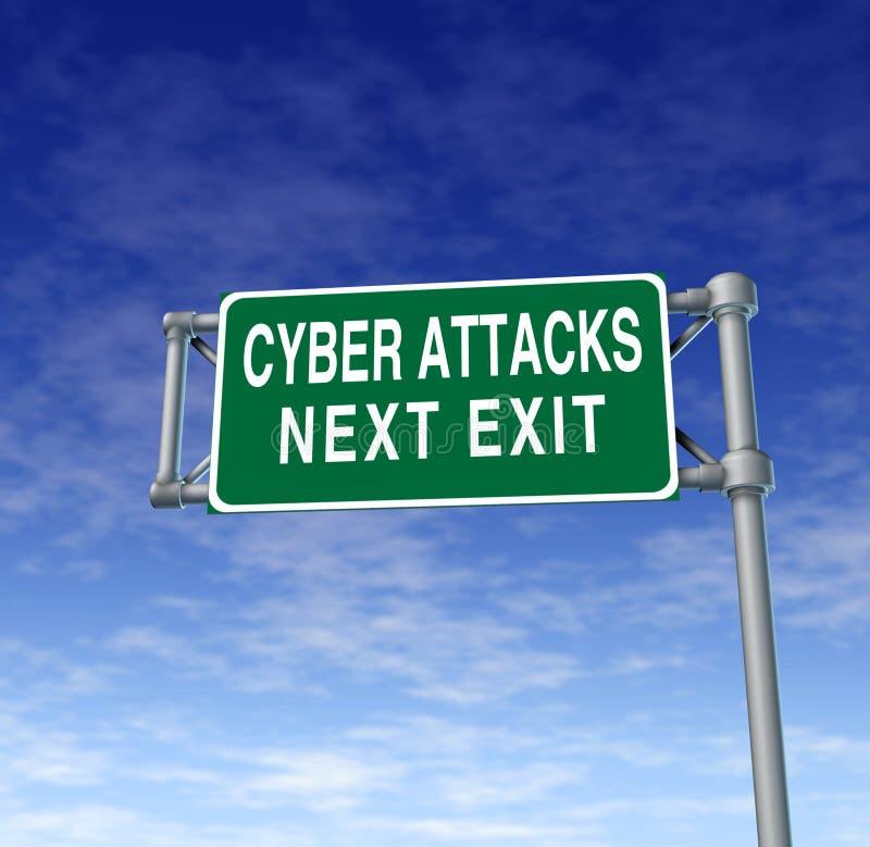 Internet Security vector illustration