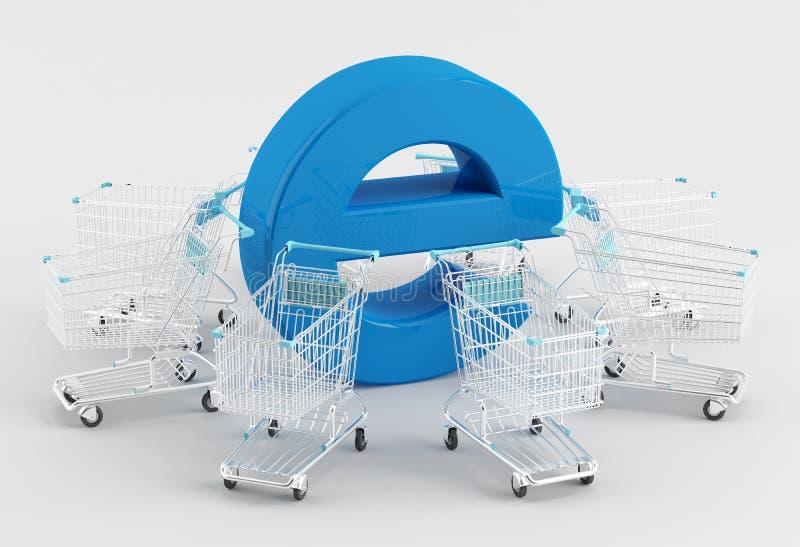 Download Internet Shopping Royalty Free Stock Photos - Image: 26836898