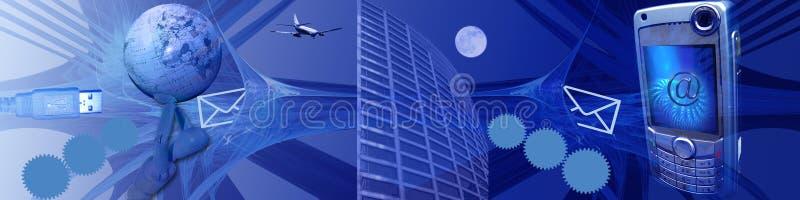 internet technologii prędkości ilustracji