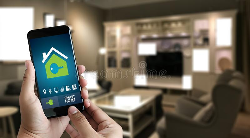 Internet Of Things Iot Remote Home Control To Modern ...