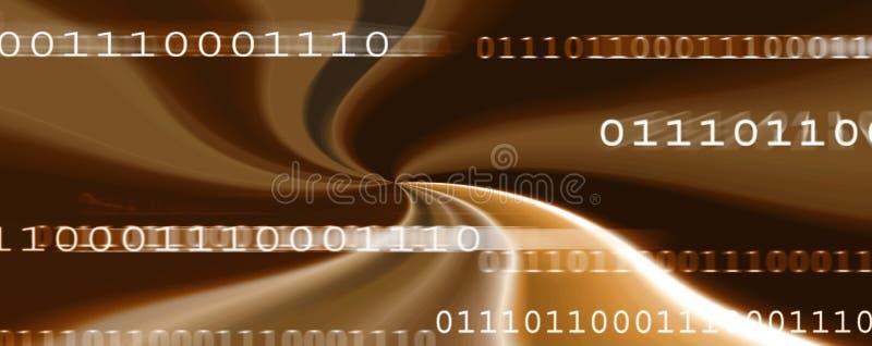 Internet-Vorsatz lizenzfreie abbildung