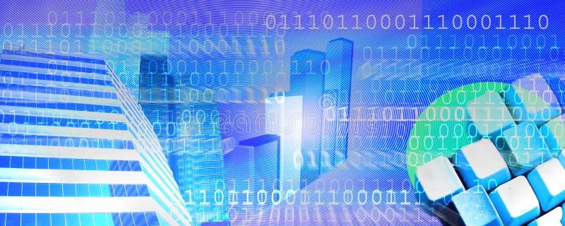 Internet-Vorsatz (Vektor) lizenzfreie abbildung
